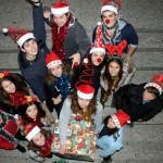 Коледни внучета за самотни възрастни хора