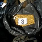 Иззеха над 8 кила насипен тютюн при акция в Габрово