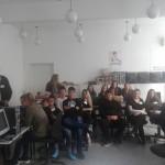 "Иновационен лагер с ученици от ПГТ ""Пенчо Семов"""