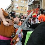 Домът на хумора отново на карнавална вълна