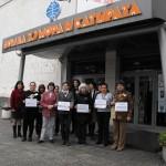 Служителите на музеи, галерии и библиотеки излязоха на протест