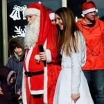"""Посрещаме Дядо Коледа на площад """"Възраждане"""""""
