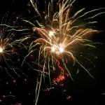 Уникална празнична заря в новогодишната нощ в Севлиево