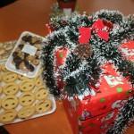 Дарение на КНСБ и Младежки форум 21век за новогодишните празници