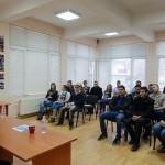 Кметът на Севлиево се срещна с младите хора от града
