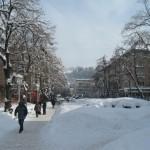 Снегът не спира да вали повече от 30 часа над Габрово