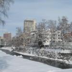 Денят започна с градус под нулата в Габрово