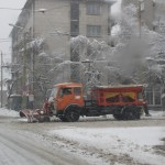21 машини чистят Габрово от снега, толкова и по селата