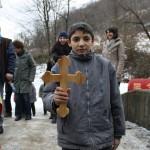 14-годишният Викторио хвана кръста на Етъра (снимки)