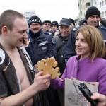 Цветелин Пенчев извади кръста в Габрово (снимки)