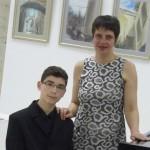 Втора награда и сребърен медал за пианиста Петър Чернокожев