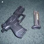 Откраднаха два пистолета при домова кражба