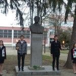 Севлиевци почетоха паметта на Васил Левски