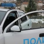 Полицаи погнаха мъж, тормозил бившата си