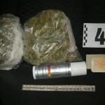 Хванаха 35-годишен с близо триста грама марихуана