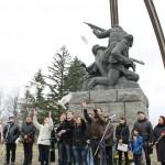 Честване 72 години от Балванската битка
