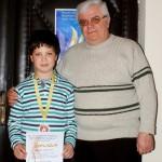 Първи голям успех за малкия китарист Волен Ирманов
