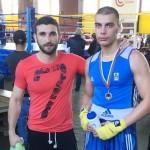 Нов медал за габровския бокс – Пламен Петков със сребро