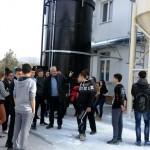 Ученици на пречиствателните станции на ВиК – Габрово