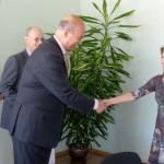 Чешкият посланик се срещна с кмета на Габрово