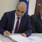 Подписаха договор за стопанисване на ВиК системите и съоръженията