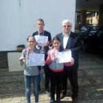 Ученици на Цветан Радков отново с награди от Национален конкурс