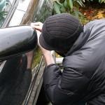 """Автокрадци задигнаха кола от """"Могильов"""""""