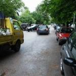 """Сутрешно задръстване пред ЦДГ """"Явор"""" в Габрово"""