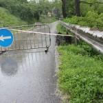 Каква е обстановката в област Габрово след проливния дъжд?