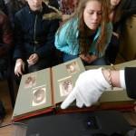 Открити уроци с ученици в Държавен архив – Габрово