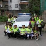 111 деца положиха клетва за детските полицейски управления
