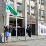 Кметът издигна тържествено знамето на Габрово за Празника