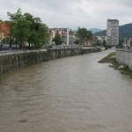 Нивото на река Янтра в Габрово постепенно спада (снимки)