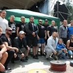 15 участници мериха сили в турнира по вдигане от лег