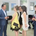 Кметът д-р Иванов към абитуриентите: От вашите избори в живота зависи бъдещето ви