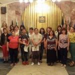 Връчиха удостоверенията на обучените по проект на КНСБ