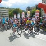 Ограничение на движението в центъра, заради колоездачна надпревара
