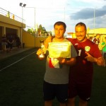 """""""Гипсострой 08"""" – отбор на месец юни в Championship на Неделната"""
