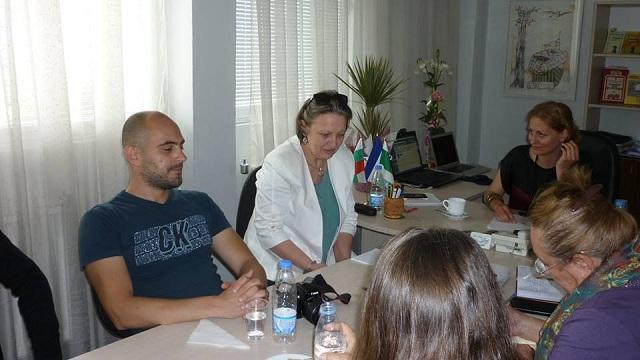 снимка: Венета Георгиева - Козарева, МДХС