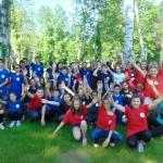 Тренинг на открито за Ученическите екипи по първа помощ
