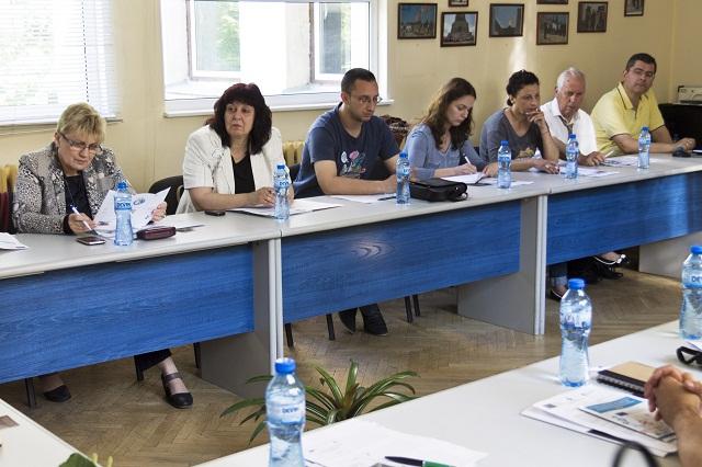 снимка: Областна администрация - Габрово