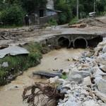 Нови щети след валежите в Габровско