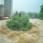 Четвърт век от голямото наводнение в Габрово през 1991 г.