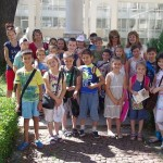 Музеят на образованието част от лятната занималня на ученици