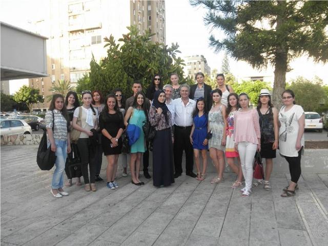 Среща на българските участници с проф. Михаел Бар-Зоар