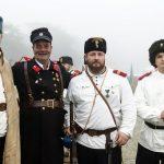 Как се формира българското опълчение, можете да видите на Шипка