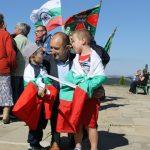 """Ген. Румен Радев от Шипка: """"Можем и трябва да бъдем отговорни за бъдещето на България"""""""