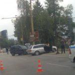 Тежка катастрофа в Габрово след гонка с полицията!