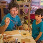 В Музейния детски кът Дани приложи американски опит в българските игри