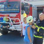 На рожден ден в габровската пожарна